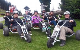 Mountaincart Tour in Flachau